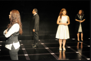 Production Teatro del Farfullero, au Centro Dramatico Nacional, Madrid.