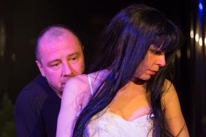 Jean et Béatrice, production du Théâtre ouvert Luxembourg. Crédit photo : Ricardo Vaz Palma