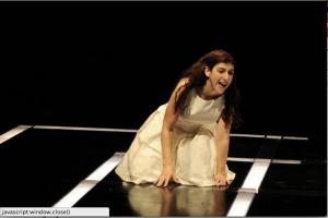 La Petite pièce en haut de l'escalier, mise en scène Mauricio García Lozano
