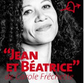 Metteur en scène. Jean et Béatrice. Théâtre Crève-coeur. Coligny.