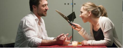 Serial Killer. Compagnie Les Méridiens. Mise en scène : Laurent Crovella.